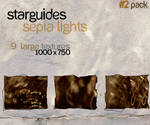Sepia Lights 2