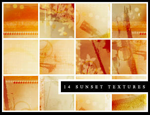 Sunset Textures by hakanaidreams
