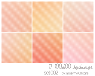 17 100x100 Textures - Set 002 by hakanaidreams