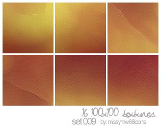 16 100x100 Textures - Set 009 by hakanaidreams