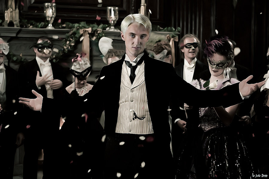 Mortal Magic-Reader x Draco x Shadwhuntr-One-shot by