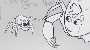 Honeybee Animated Series - concept scenes