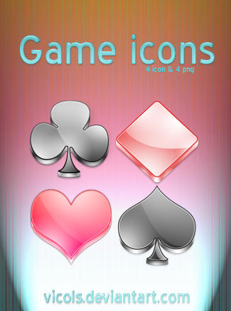 Game icons by vIcOls