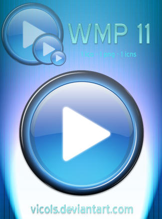 Windows Media Player 11 by vIcOls