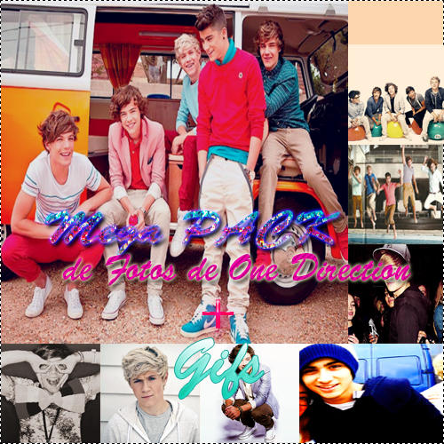 Mega pack de Fotos de One Direction. by DreamersLoveLol