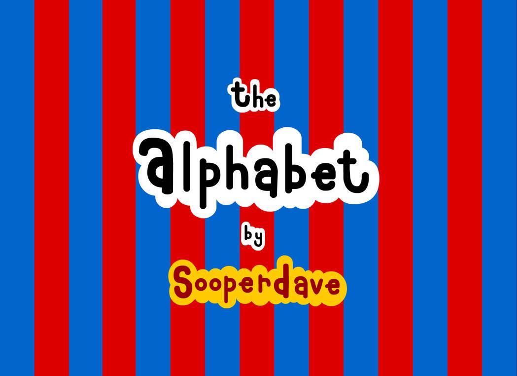 the alphabet : needs full view