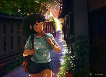 summer delight by mano-k