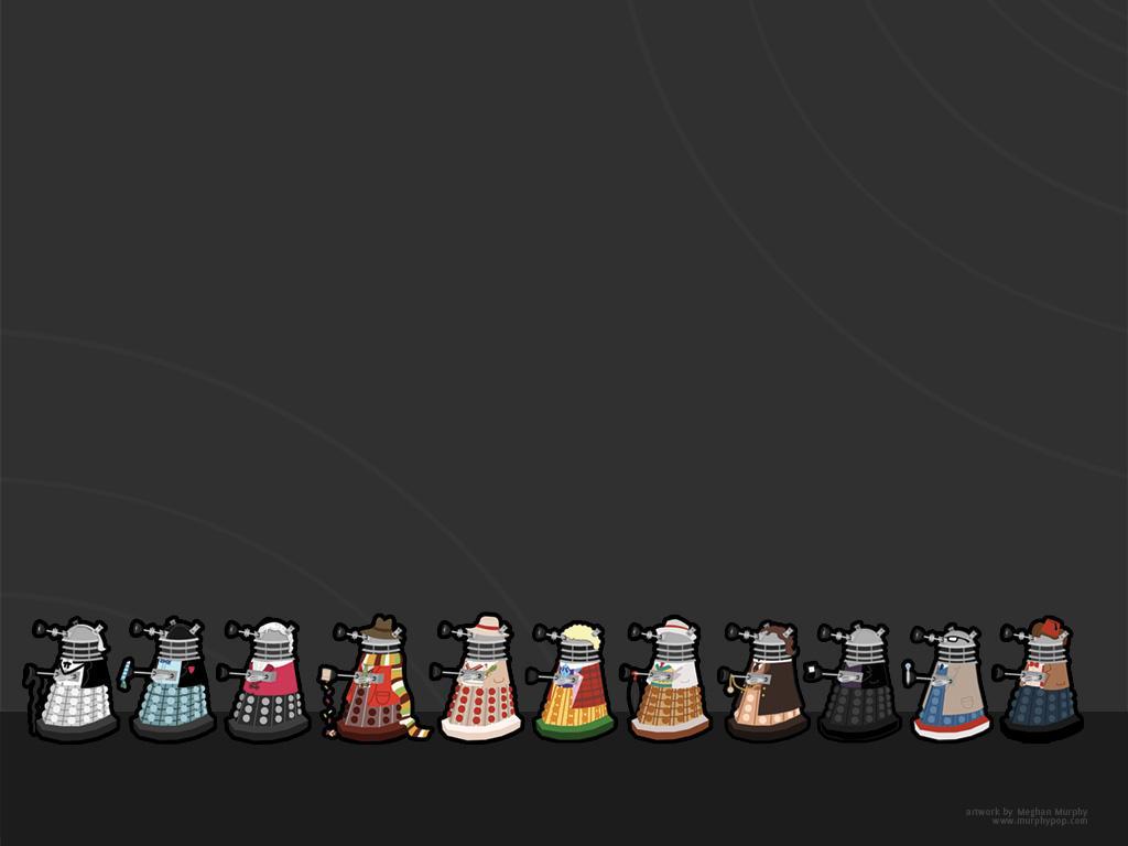 Daleks in Disguise by MeghanMurphy