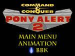 Pony Alert 2 - Main Menu