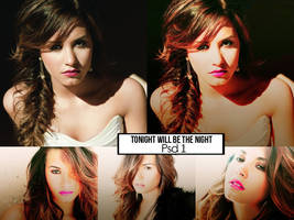 'Tonight will be the night' Psd by SoSickOfLoveSongs