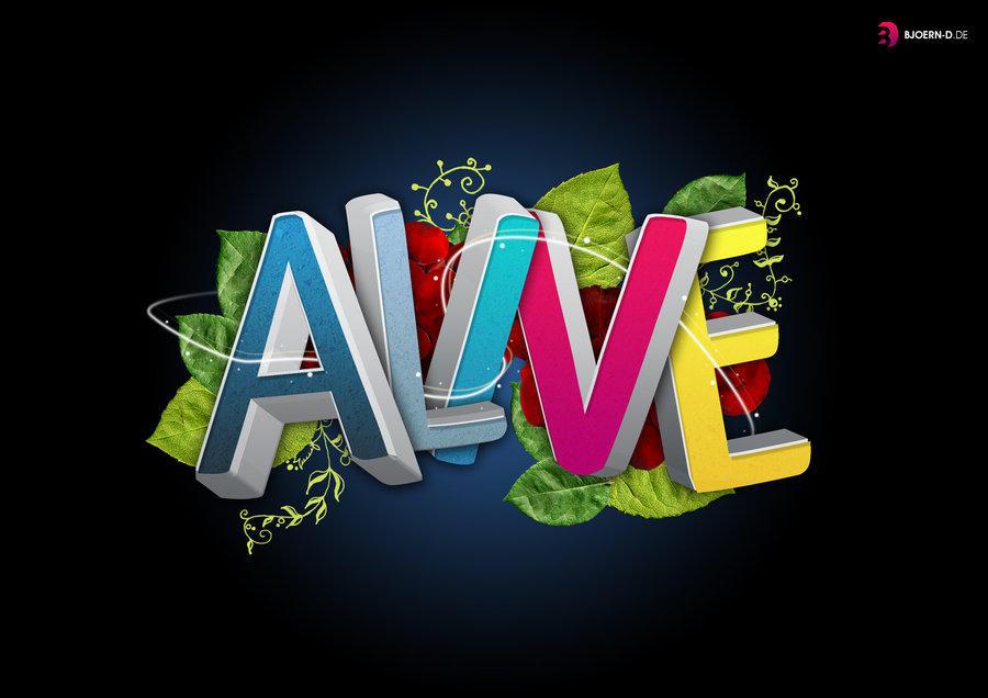 Alive Wallpaper by BeJay on DeviantArt: bejay.deviantart.com/art/Alive-Wallpaper-128025046