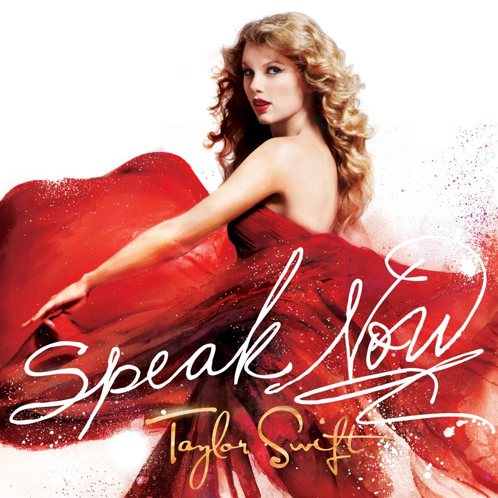 Taylor Swift - Speak Now (Deluxe) by smilerizm on DeviantArt