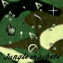 Jungle Machete by someone2016