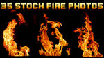 Fire Stock Pack 001