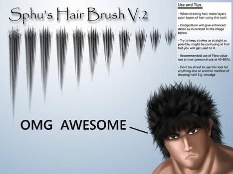 Sphu's Hair Brush V.2