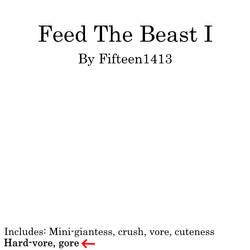 Feed the Beast 1