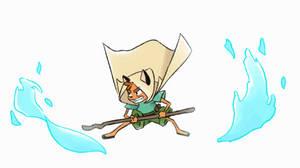 Fox Mage Animation
