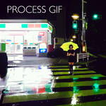 `Green` Process GIF