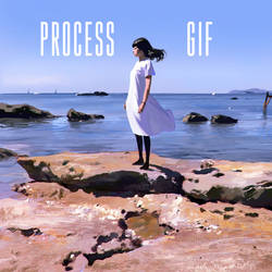 Miura Process GIF by Kuvshinov-Ilya