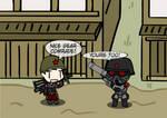 Walfas Custom Base: Flak Trooper (Mental Omega)