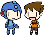 Walfas Custom Base: MM Megaman