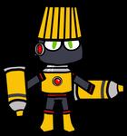 Walfas Custom Base: MM Bond Man