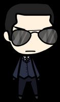 Walfas Custom Base: Keisuke Daimon(Seibu Keisatsu)