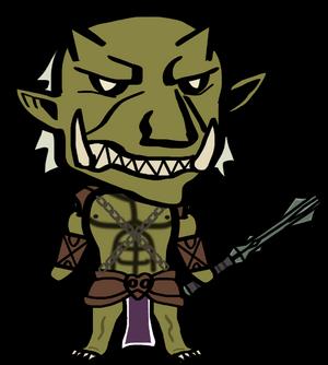 Walfas Custom Base: FGO Goblin Enemy Mob