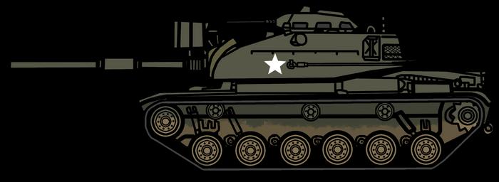 Walfas Custom Prop: M60A1 Patton