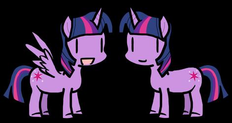 Walfas Custom: Twilight Sparkle (MLP)