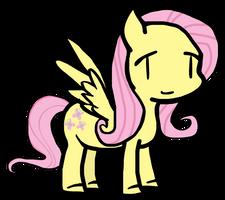 Walfas Custom: Fluttershy (MLP)
