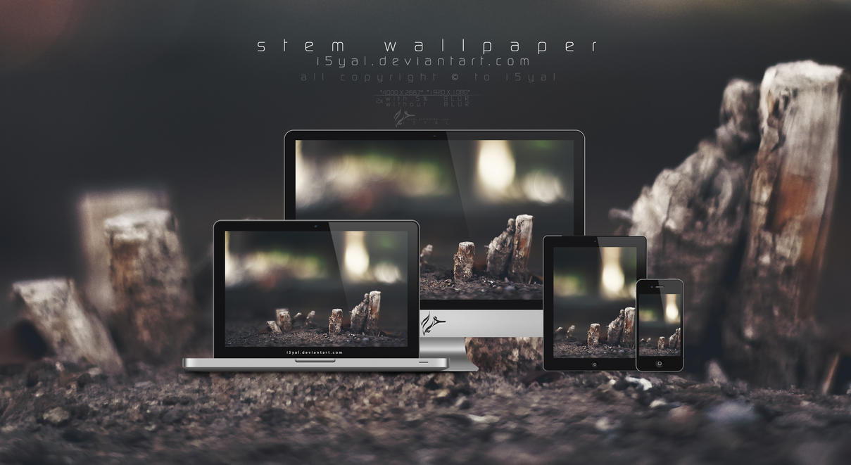 Stem wallpaper by i5yal