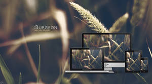 Burgeon wallpaper by i5yal