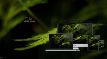 Green leaf by i5yal