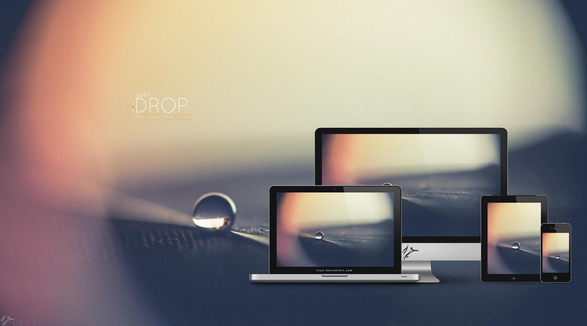 Soft Drop by i5yal