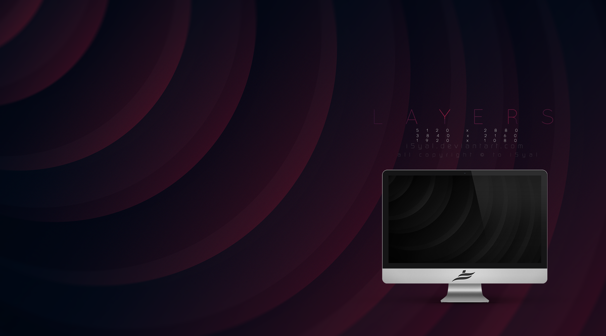 Layers Wallpaper by i5yal