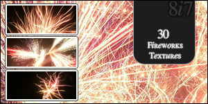Fireworks Textures.