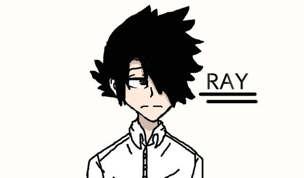 Ray from The promised Neverland