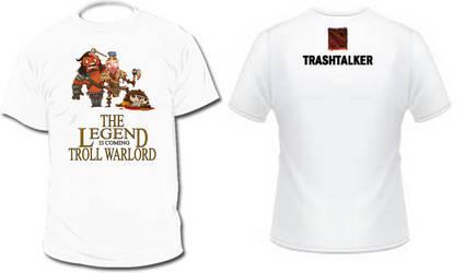 Dota 2 Troll T-shirt