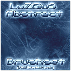 LuZ first brushset by LuZGiuS