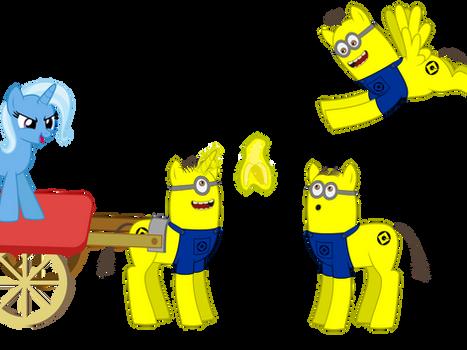 Trixie's New Minions