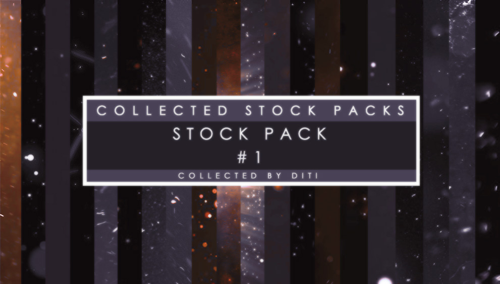 STOCK PACK #1