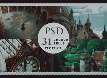 Psd 31  Church Bells By Diti