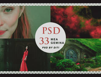 Psd 33  Mea Gemina By Diti