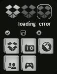 Light Dropbox Icons v3 by eviljoern
