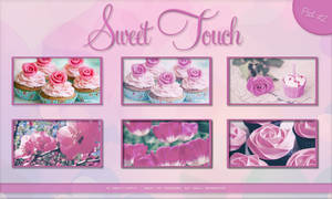 Sweet Touch PSD Coloring by Sweety-Muffin