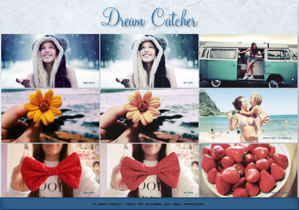 Dream Catcher Action by Sweety-Muffin