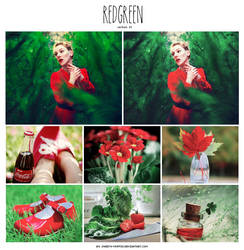 RedGreen Action by Sweety-Muffin