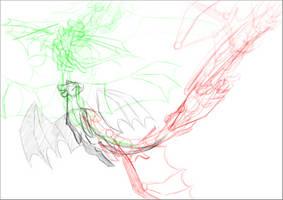 Viridi flying test Krita