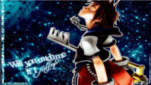 PSP Theme: Kingdom Hearts by RukiRuki